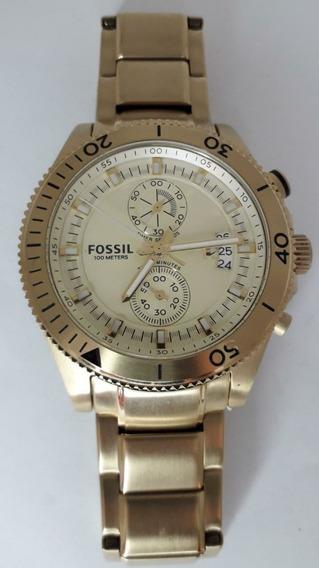 Relógio Fossil Masculino Wakefield Ch2974/4dn-original