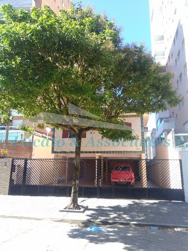 Apartamento Para Venda Canto Do Forte, Praia Grande Sp - Ap01173 - 4561779