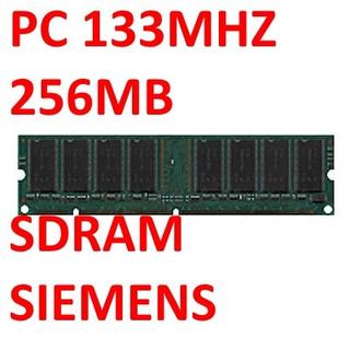 256 Mb Sdram Pc 133mhz Memoria Ram Made In Germany