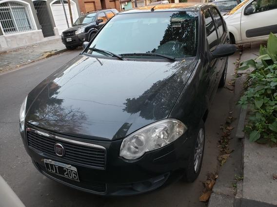 Fiat Palio 1.4 Elx Active Alarma 2010