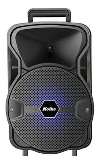 Kolke Kpb-421 Parlante 8 Blues 100w Rms Bluetooth Microfono