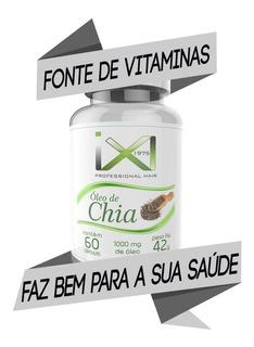 Óleo De Chia - 60 Cápsulas Ix1975