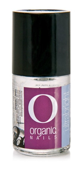 Brillo Terminador Cristalino Tratamiento Uñas Organic Nails