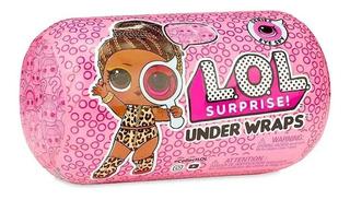 Muñeca Lol Surprise Under Wraps Coleccionable Original Wabro