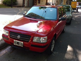 Fiat Uno 1.3 Fire Pack 2 Aa 5 P 2005