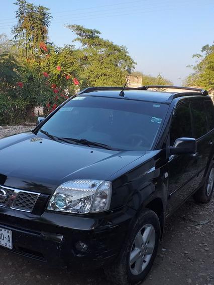 Nissan X-trail 2.5 Slx Lujo Mt 2005