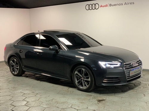 Audi A4 2.0t 252cv Stronic Quattro Virtual 2018 2019 = A 0km