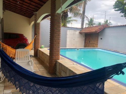 Casa 400 Metros Do Mar E Com Piscina Em Itanhaém - 6472 |npc