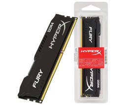 Memoria Desktop Gamer Ddr4 Hyperx Hx424c15fb/4 Fury 4gb 2400