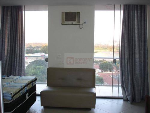 Studio Com 1 Dormitório Para Alugar, 38 M² Por R$ 1.780,00/mês - Vila Augusta - Guarulhos/sp - St0023