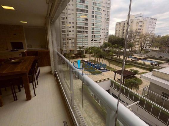 Apartamento Para Alugar, 190 M² Por R$ 5.500,00/mês - Vila Adyana - São José Dos Campos/sp - Ap2038