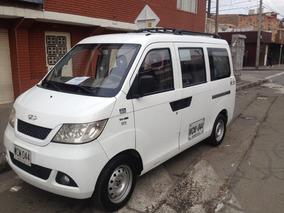 Van Chery Yoyo 3807 Pasajeros Servicio Publico 2013 66.km