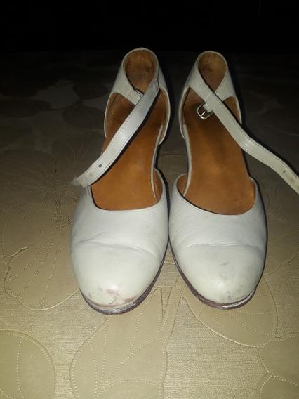 Zapatos Danza Jazz, Español, Folklore.