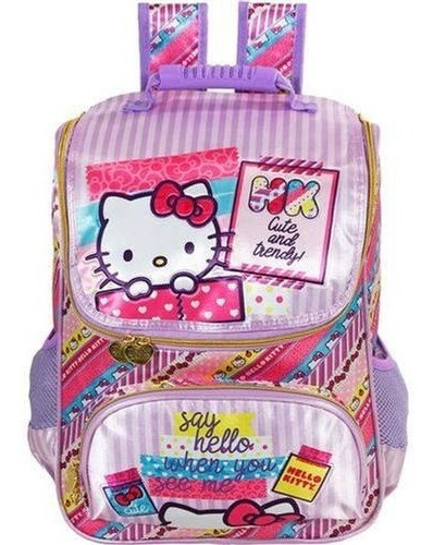 Mochila Hello Kitty G - 7882
