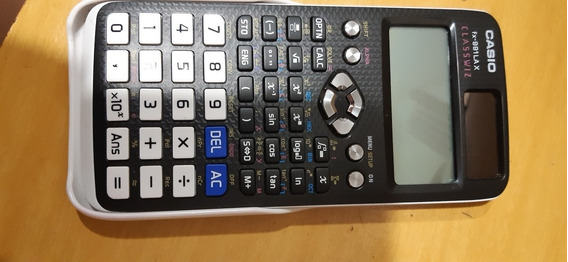 Calculadora Científica Casio Fx-991 Lax