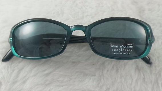 Armação Óculos Sol, Fibra, Grife, Leve, Jean Monnier 1240