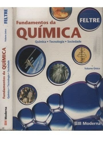 Fundamentos Da Química Vol. Único - 4ª Ed.