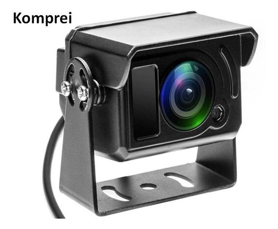 Câmera Para Dvr Van, Barco, Aeronave, Ônibus, Caminhão, Trator, Carro
