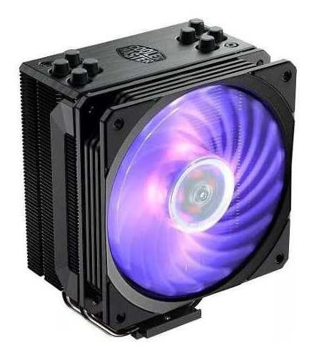 Cooler Coolermaster Hyper 212 Rgb Black Edition 120mm