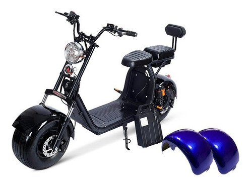 Moto Scooter Electrica Motor 1500 Watts C Display + Regalo!