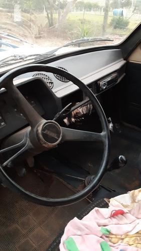 Fiat Fiorino 147 Fiorino Furgão 147