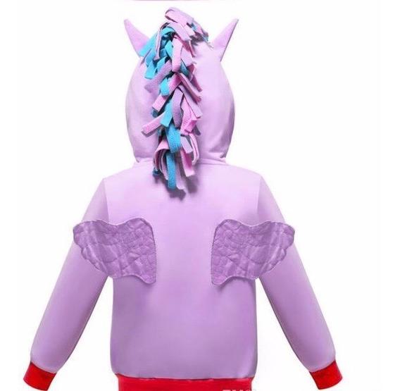Sudadera Ligera Frozen Elsa My Little Pony Rainbow Twilight