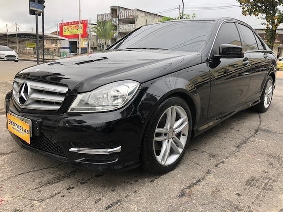 Mercedes-benz C 180 1.6 Cgi Sport 16v Turbo Gasolina 4p Auto