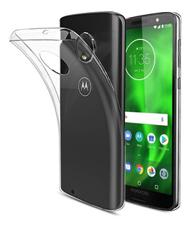 Funda Transparente Para Todos Los Motorola Z3 Play Z2 Play Force G7 Play Plus Force G6 Plus Play E5 Play Go E4 + Regalo