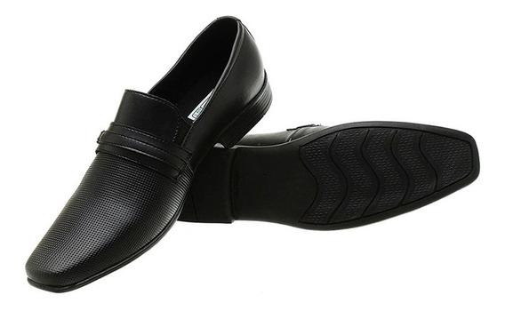 Sapato Social Masculino Couro Siroco Sanlorenzo Pf