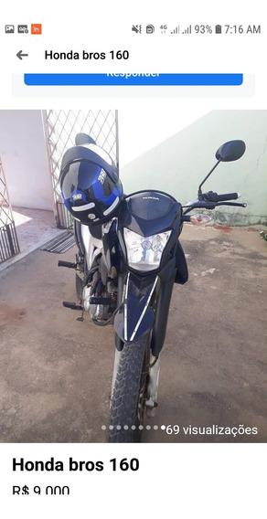 Honda Bros 160