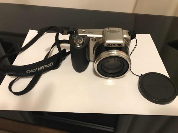 Câmera Olympus Sp-600uz 12 Megapixel Zoom Ótico 15x