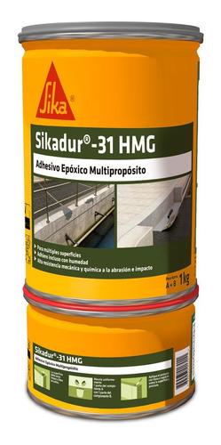 Imagen 1 de 8 de Sikadur 31 Hmg Adhesivo Epóxico Estructural 1 Kg