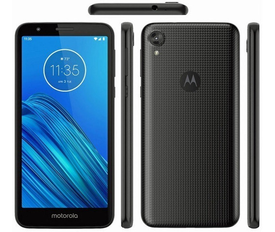 Motorola Moto E6 (mejor Que Moto E6 Play) Nuevo