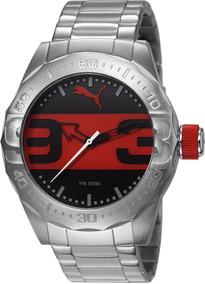Relógio Masculino Puma Analógico 96240g0pmna1 50 Mm