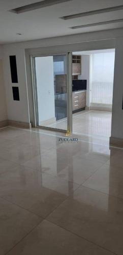 Apartamento Com 3 Dormitórios À Venda, 134 M² Por R$ 1.100.000,00 - Macedo - Guarulhos/sp - Ap16512