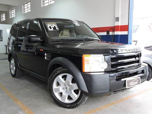 Land Rover Discovery 3 S 2.7 Diesel Automática 4x4 Completa