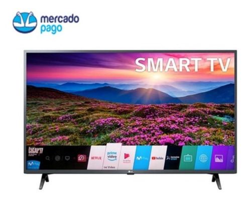 Televisor LG 43lm6300 Led Fhd - Active Hdr Smart Tv