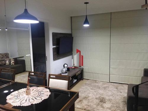 Imagem 1 de 17 de Cobertura Com 2 Dormitórios À Venda, 80 M² Por R$ 300.000,80 - Vila Clarice - São Paulo/sp - Co0020
