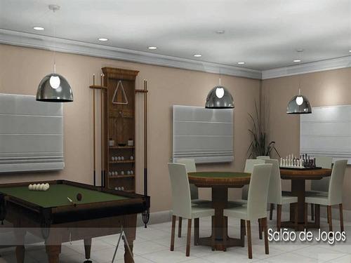 Imagem 1 de 13 de Apartamento - Venda - Maracanã - Praia Grande - Cf2