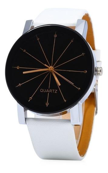Reloj Análogo De Cuarzo Unisex
