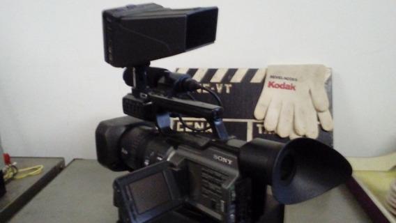 Câmera De Video Sony Pd 170