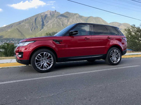 Land Rover Range Rover Sport Supercharged Dyn