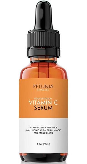 Kit Petunia ( Vitamina C+hialuronico+retinol+antiaging)