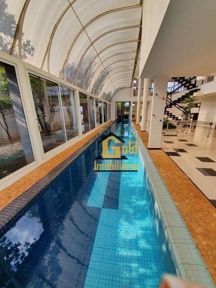 Casa Com 3 Dormitórios À Venda, 487 M² Por R$ 1.600.000 - Condomínio Royal Park - Ribeirão Preto/sp - Ca0673