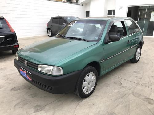 Imagem 1 de 7 de Volkswagen Vw Gol 1.0 Mi 16v 1998