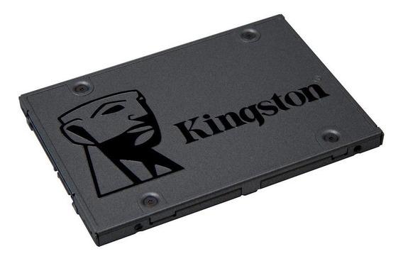 Hd Ssd 120 Gb Sata 3 Kingston A400 500 Mb/s + Nfe