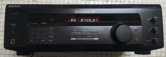 Receiver Sony Str-de135