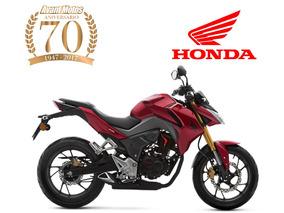 Honda Cb190 R 2017 0km Entrega Inmediata Avant Motos