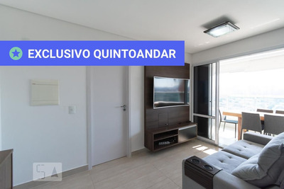 Apartamento No 14º Andar Mobiliado Com 1 Dormitório E 1 Garagem - Id: 892932045 - 232045