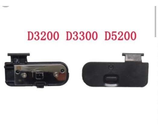 Tampa Da Bateria Camera Nikon D5200 E Series